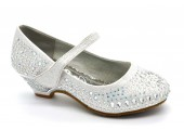 Classy Low-Heel Shoes for Girls- Pack A